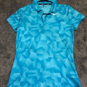 Nike women's golf tee